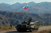 Российский офицер погиб при разминировании в Карабахе