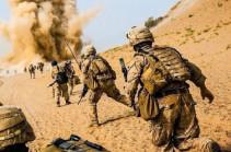 Աֆղանստանում ամերիկյան ռազմակայանը չորս հրթիռով խոցվել է