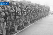 Ընդհանուր առմամբ, գտնվել է 1039 զոհվածի աճյուն. երեկվա ընթացքում հայտնաբերվել է ևս 19 զինվորականի մարմին