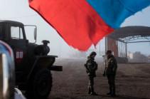 Putin calls Russian peacekeepers guarantors of peace in Karabakh