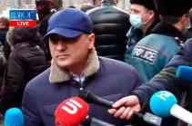 Goris mayor politically persecuted - ex-governor of Syunik