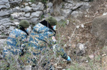 Արցախում որոնողական աշխատանքների ընթացքում հայտնաբերվել է ևս 8 զինծառայողի մարմին. ԱԻՊԾ