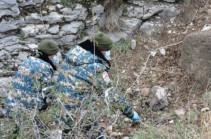 В Физули, Гадруте и Джебраиле найдены тела еще 8 армянских военнослужащих