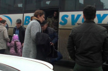 Over 480 refugees return to Stepanakert in a day
