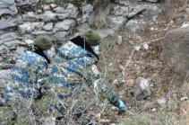 Արցախում որոնողական աշխատանքների ընթացքում հայտնաբերվել է ևս 8 զինծառայողի աճյուն, ընդհանուր առմամբ, 1069 մարմին է դուրս բերվել