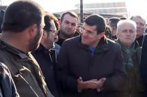 Armenian side asks Azerbaijan to help in finding and retrieving bodies of killed Armenian servicemen