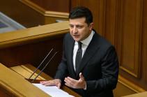Зеленский заявил, что хотел бы выйти из Минских соглашений
