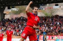 Հենրիխ Մխիթարյանը 10-րդ անգամ արժանանում է Հայաստանի 2020 թ. լավագույն ֆուտբոլիստ կոչմանը