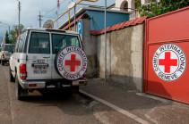 Россия внесла в МККК два миллиона швейцарских франков для помощи Карабаху