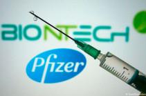 ԱՄՆ-ում բուժառուի մոտ Pfizer պատվաստանյութից սուր ալերգիկ ռեակցիա է գրանցվել