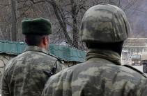 Азербайджан заявил о гибели военнослужащего в Карабахе