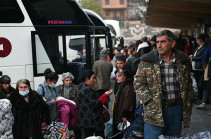 840 refugees return to Stepanakert in one day