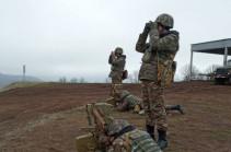 В Степанакерте назвали дезинформацией и информационной провокацией заявление Минобороны Азербайджана