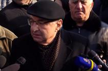 Вазген Манукян: Внеочередные выборы могут пройти только после отставки Пашиняна