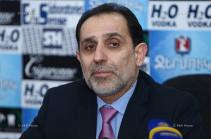 «Ազգային համաձայնություն» կուսակցության նախագահ Արամ Հարությունյանին մեղադրանք է առաջադրվել