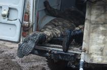 Азербайджан заявил о гибели 2823 военнослужащих в Карабахе
