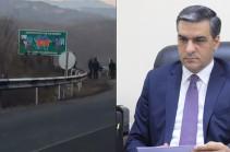 ՄԻՊ-ը դատապարտել է ադրբեջանցիների կողմից ՀՀ սահմանային բնակավայրերի միջնամասում ցուցանակի տեղադրումը. «Սա խաղաղ բնակիչներին ահաբեկելու բացահայտ մտադրությամբ քայլ է»