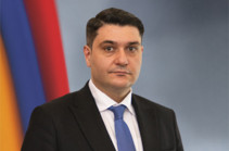 Armenia's parliament elects member of Calculating Committee