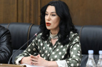 Armenia's parliamentary majority removes Naira Zohrabyan from post of committee chairperson