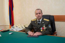 Armenia's NSS director departs to Moscow