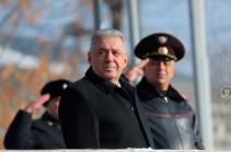 ՀՀ պաշտպանության նախարարն այցելել է ՌԴ 102-րդ ռազմակայան