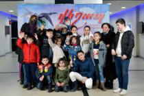 Հայ երեխաներն այսուհետ կունենան իրենց սուպերհերոսը. տեղի ունեցավ «Վիշապ»-ի շնորհանդեսը (Լուսանկարներ)