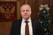 В условиях суровых вызовов с особой четкостью проявилась востребованность и безальтернативность братских, союзнических отношений Армении и России - Копыркин (Видео)
