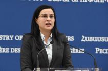 Азербайджан продолжает нарушать ряд ключевых положений трехстороннего заявления по Карабаху – МИД Армении
