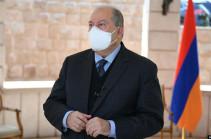 Коронавирусное заболевание у президента Армении проходит в тяжелой форме
