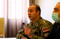 Armenia's NSS director discusses issue on exchange of captives with Azerbaijan's State Security Service director