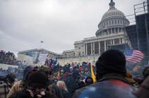 В США завели не менее 25 уголовных дел о внутреннем терроризме после штурма Капитолия