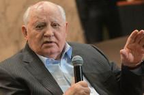 Горбачев рассказал, каким должно быть решение конфликта в Карабахе