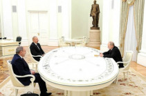Negotiations between Pashinyan and Aliyev commence in Moscow