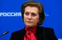 Պոպովան մեկնաբանել է Ռուսաստանում կորոնավիրուսի հետ կապված իրավիճակը