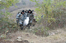 Bodies of seven killed servicemen found during search works on January 12