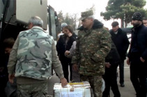 146 refugees return to Stepanakert in a day