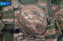 Soldier dies in Artsakh