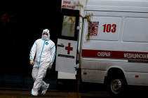 Ռուսաստանում մեկ օրում հայտնաբերվել է կորոնավիրուսի 22 850 դեպք