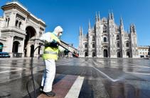 Իտալիան ցանկանում է արտակարգ դրությունը երկարացնել մինչև մայիս