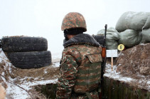 Azerbaijani side grossly violates ceasefire, wounds Armenian soldier