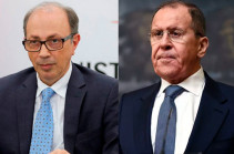 Russia's FM discusses with Armenian counterpart arrangements reached in Moscow