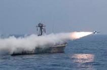 Иран показал в Индийском океане «решающее оружие» при морских сражениях