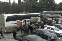 Российские миротворцы в Нагорном Карабахе сопроводили уже более 49 тысяч вернувшихся в свои дома беженцев