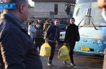 197 refugees return to Stepanakert in a day