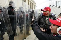 Полиция Капитолия предупреждала о возможных беспорядках за три дня