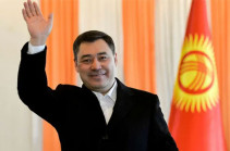 Sadyr Japarov wins 79.23% of votes in presidential election in Kyrgyzstan