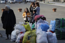 190 refugees return to Stepanakert in a day