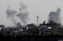 Իսրայելն ավիահարվածներ է հասցրել Գազայի հատվածում գտնվող ՀԱՄԱՍ-ի թիրախներին