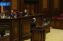 ԱԺ-ն չընդունեց «Լուսավոր Հայաստանի» նախագիծը, որով առաջարկվում էր գերության մեջ հայտնված և անհետ կորած անձանց ընտանիքներին պետական աջակցություն տրամադրել