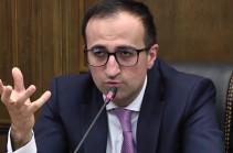 Արսեն Թորոսյանը հրաժարական է ներկայացրել. պաշտոնից ազատման առաջարկը նախագահականում է